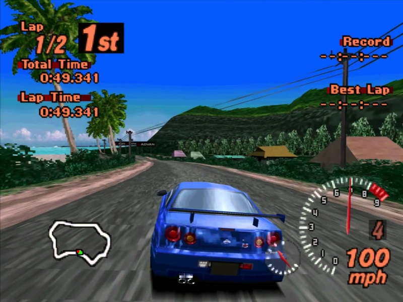 Gran Turismo 2 - Call Of The Wild