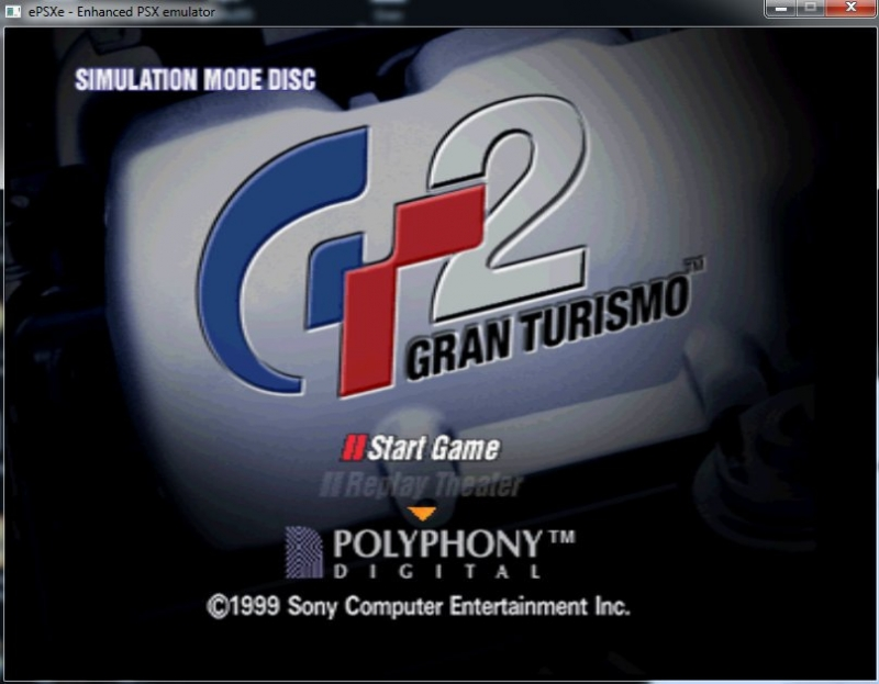 Gran Turismo 2 - Simulation Mode Theme