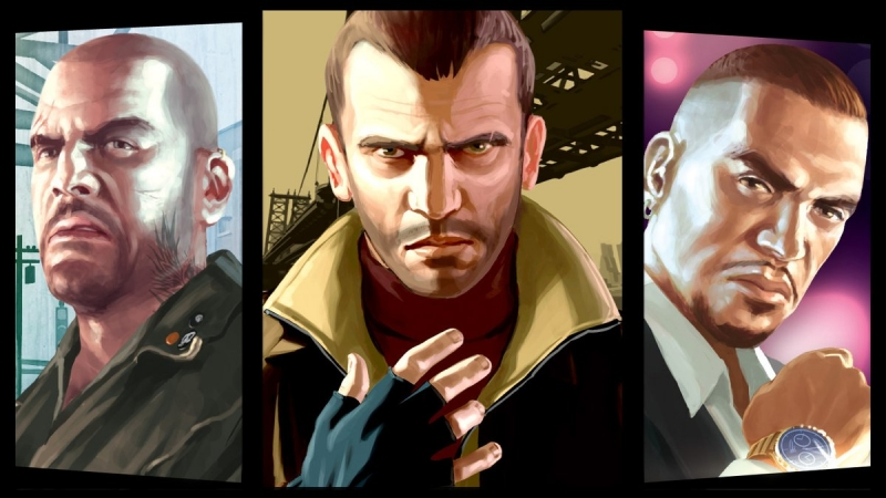 Grand Theft Auto IV - Episodes From Liberty City