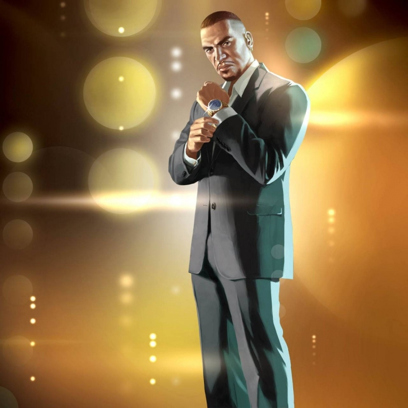 Grand Theft Auto IV Episodes From Liberty City The Ballad Of Gay Tony - Main Theme