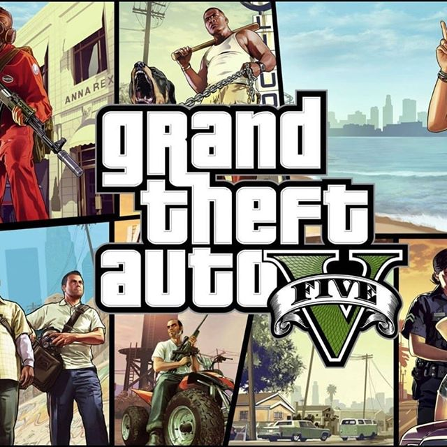 Grand Theft Auto V - Wanted Level Music Theme 4