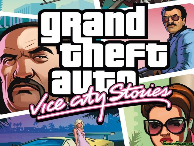Grand Theft Auto Vice City Stories OST