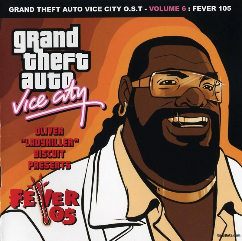 GTA Vice City - Fever 105