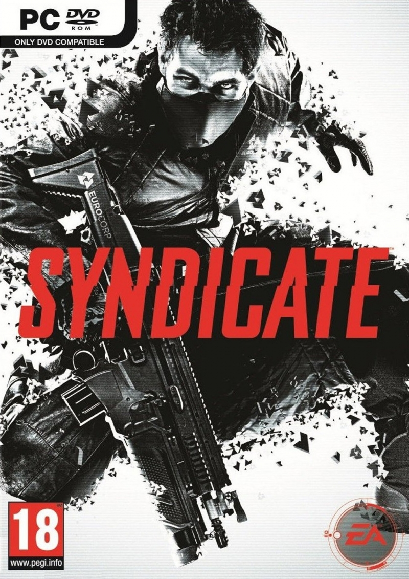 Gustaf Grefberg, Johan Althoff - Syndicate (2012) OST - mus thm overdose battle