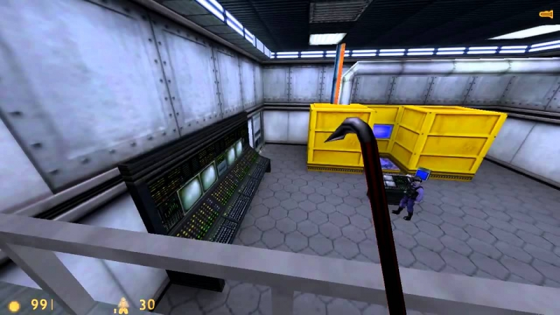 Half-life 2 - Kelly Bailey - What Kind of Hospital Is This