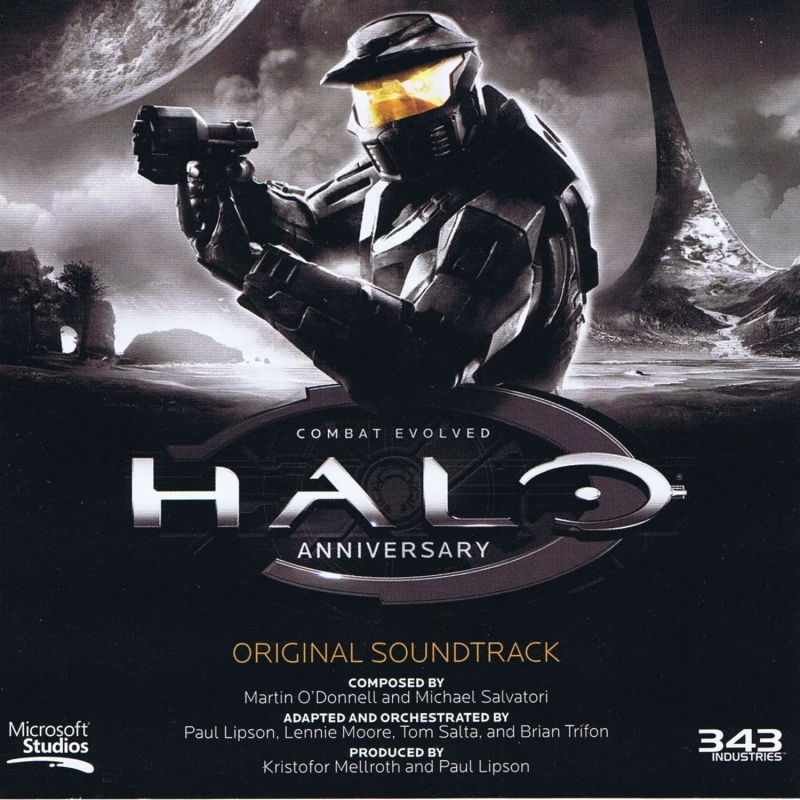 Halo - Combat Evolved Anniversary Full OST