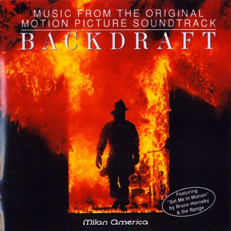 "Hans Zimmer - Fahrenheit 451 From the Movie ""Backdraft"""