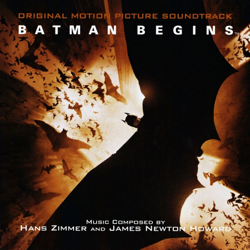 Hans Zimmer & James Newton Howard - End Credits OST Бэтмен Начало