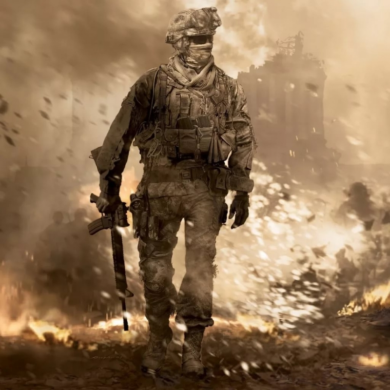 Hans Zimmer - Montage4 From Call of Duty Modern Warfare 2
