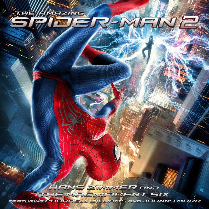 "Hans Zimmer (""The Amazing Spider-Man 2', 2014) - Still Crazy"