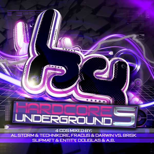 Hardcore Underground 3 (CD2) - 05 - Marc Smith - Can You Feel It