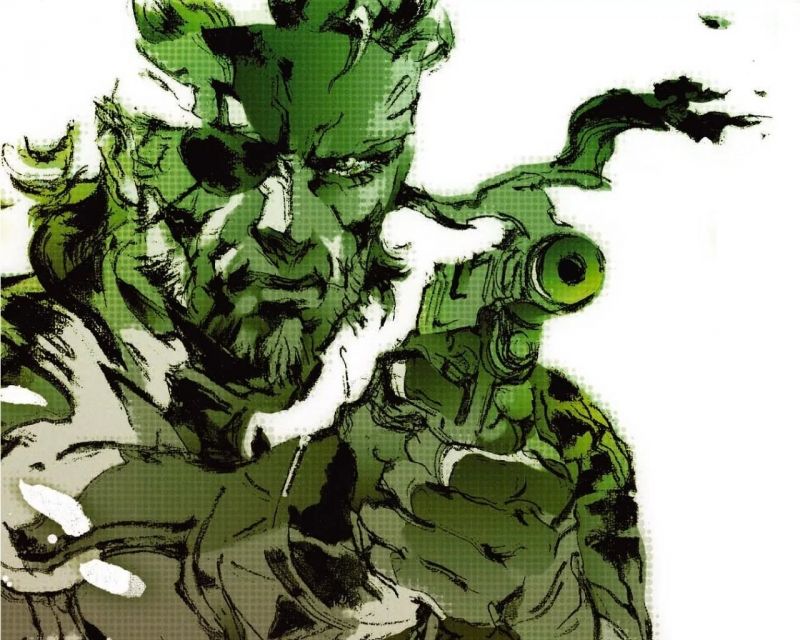 'METAL GEAR SOLID' Main Theme MGS3 Version