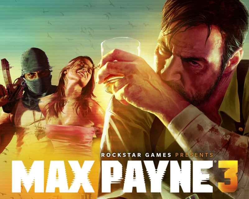 HEALTH - TEARS Max Payne 3 TV Commercial Soundtrack