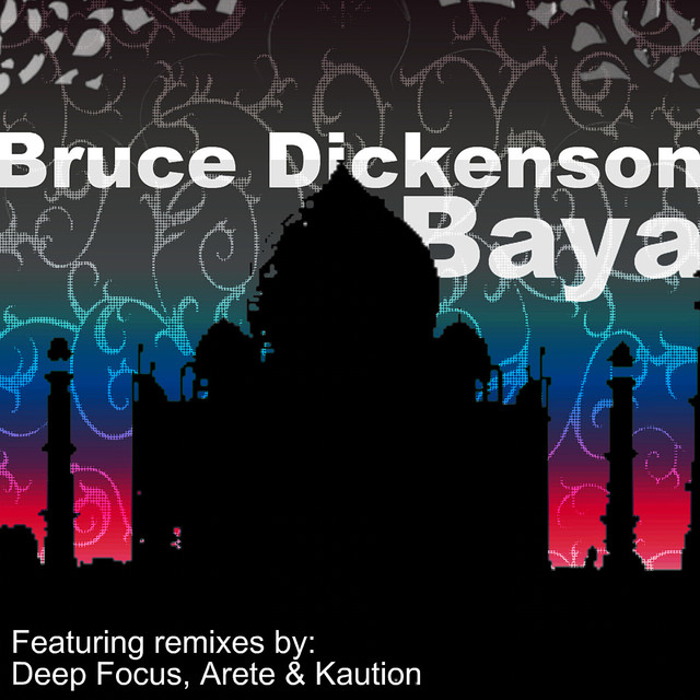 Hero - Take Charge Bruce Dickinson Remix