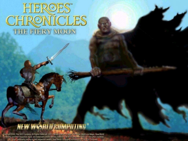 Heroes Chronicles - End of company