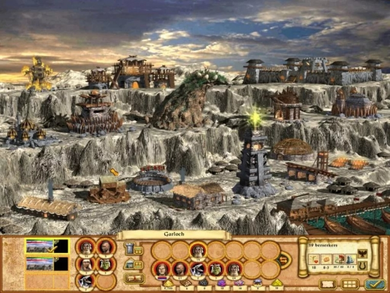 Heroes of Might and Magic 3 - Stronghold