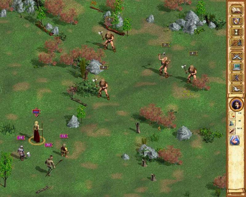 Heroes of Might and Magic 4 - 6