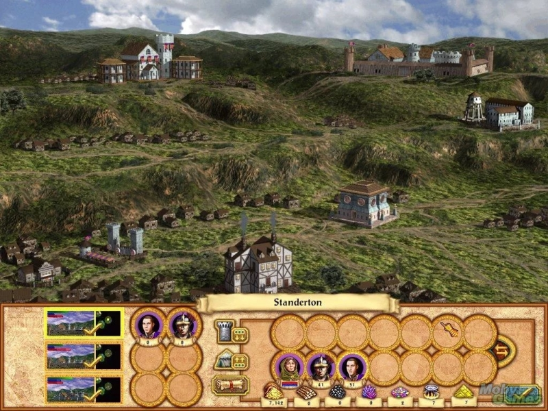 Heroes of Might and Magic 4 Excalibur - 3