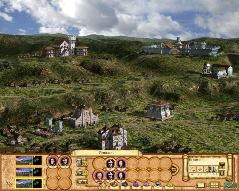 Heroes of Might and Magic 4 - The Mountain Song