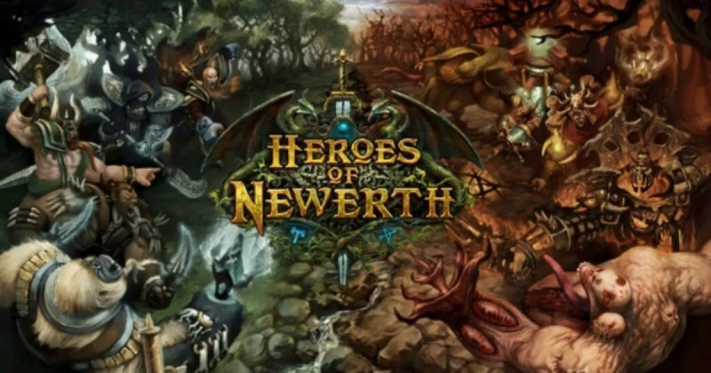 Heroes Of Newerth - Trak 1