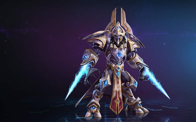 Heroes of the Storm - VallaReplics/ВаллаРеплики