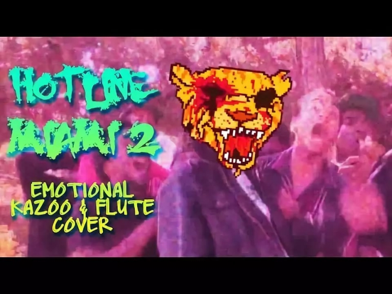 Hotline Miami 2 Wrong Number OST - Blizzard