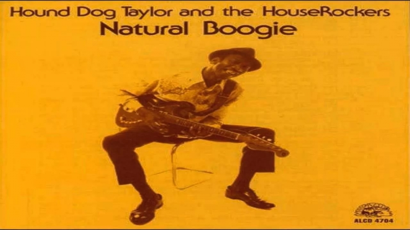 Hound Dog Taylor - Sitting At Home Alone Driver San Francisco OST