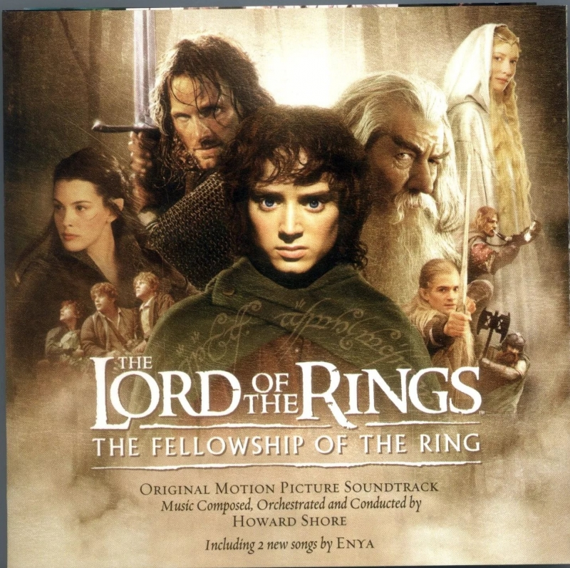 Howard Shore - Prologue One Ring To Rule Them All [Lord of the Rings OST]