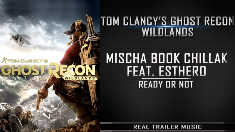 "Hyper - Ghost [OST Ghost Recon Wildlands] трейлер ""We Are Ghosts"""