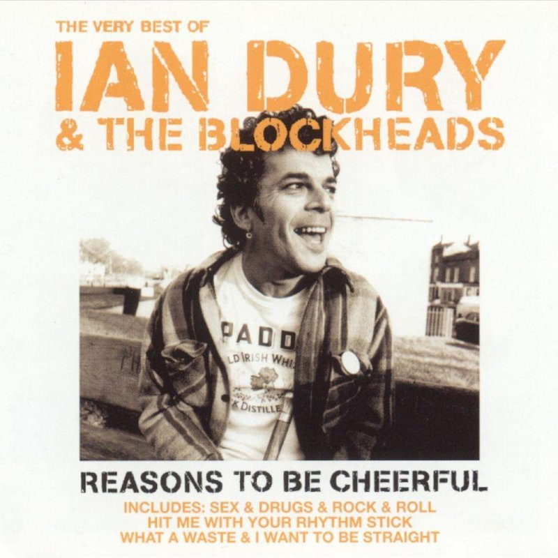 Ian Dury, The Blockheads - Clevor Trever (Live)