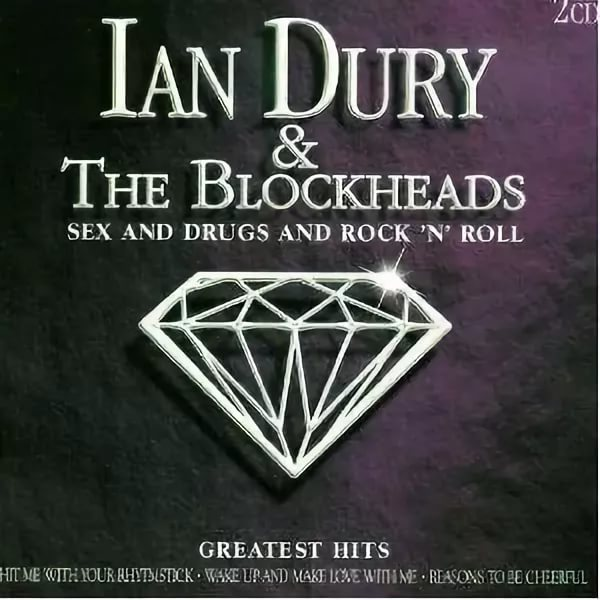 Ian Dury, The Blockheads - I'm Partial to Your Abacadabra Live