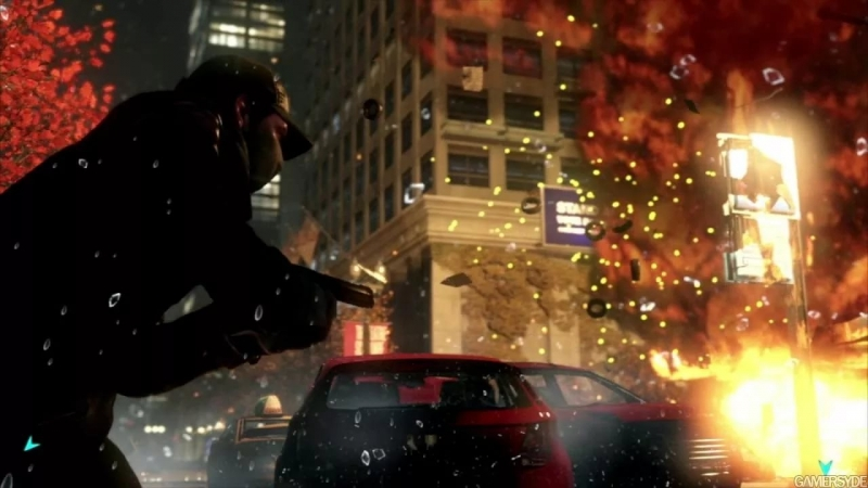 Игра Watch Dogs - Out of Control Trailer