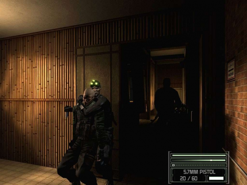 [игры] Tom Clancy's Splinter Cell - Conviction