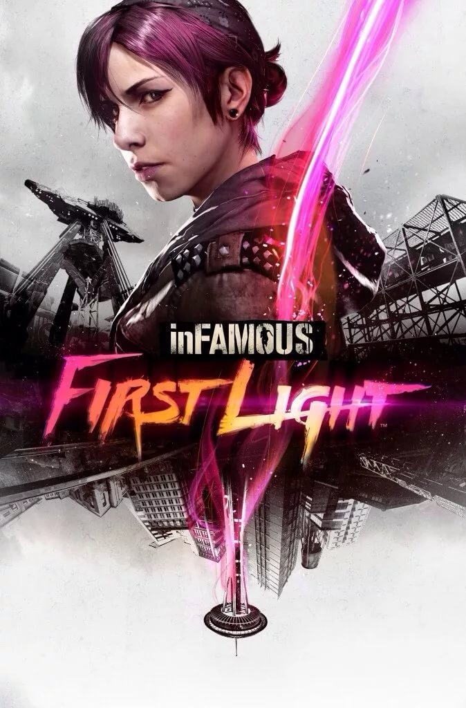 inFAMOUS - [First Light] - The Hunt