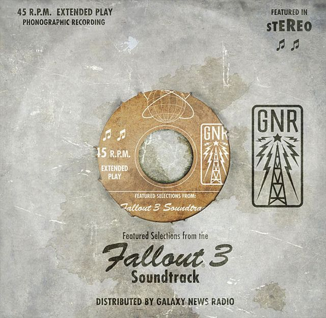 Ink Spots - I Don't Want To Set The World On Fire (OST FALLOUT 3)