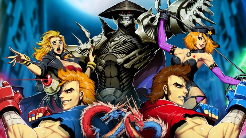 Jake Kaufman - Lab II Double Dragon Neon OST