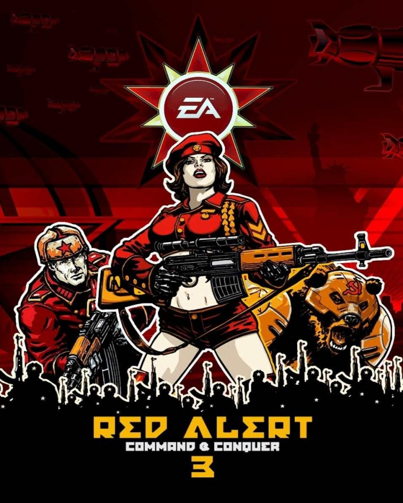 James Hunnigan - Red Alert 3 Uprising Allied Combat Theme