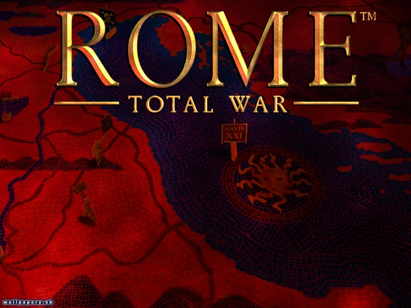Jeff van Dyck - Carthage Intro Rome Total War OST