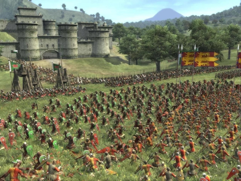 Jeff van Dyck - Tally Ho OST Medieval 2 Total War Britannia