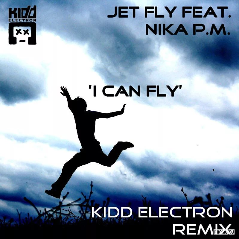Jet Fly feat. Nika p.m. - I Can Fly Под игру на OldSchool [CS-OS.RU]