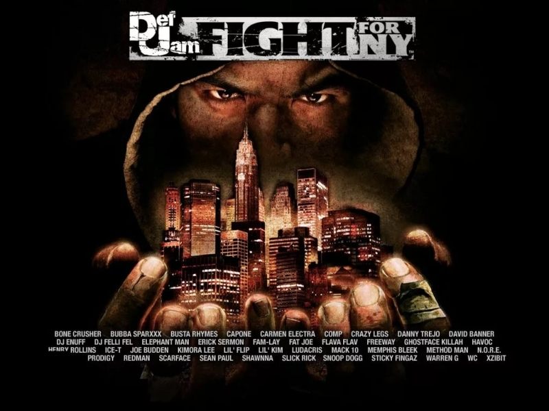 Joe Budden - POP OFF Loop Def Jam Fight for NY
