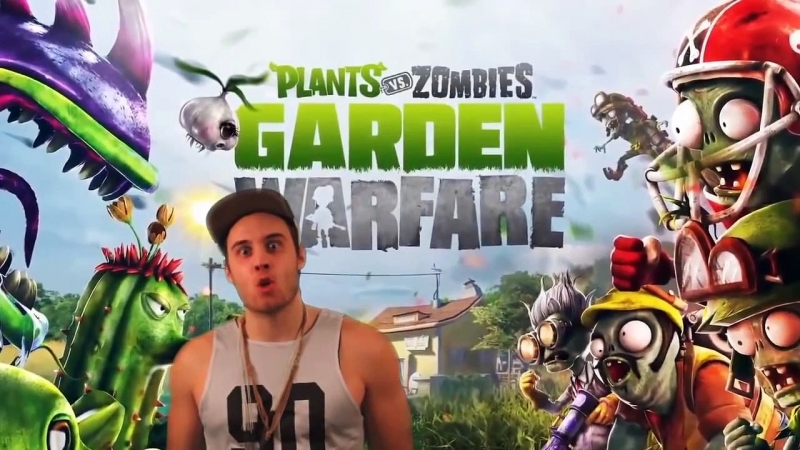 JT Machinima - Plants vs. Zombies Garden Warfare 2 Rap