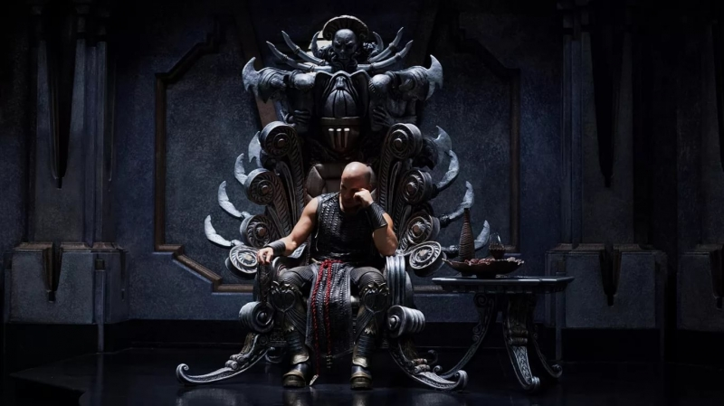 Junkie XL - End Title Of Chronicles Of Riddick Dark Fury