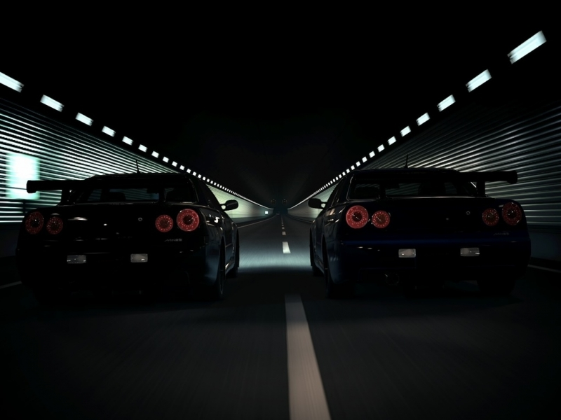 Keizoh Kawano (из игры Gran Turismo 5) - Moon Over The Castle GT5 Version