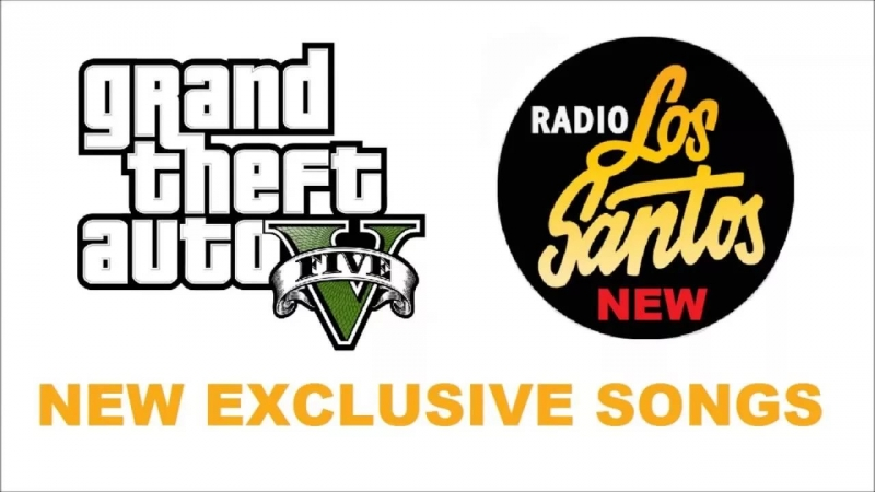 Swimming Pools Radio Los Santos OST GTA 5 из игры Kendrick