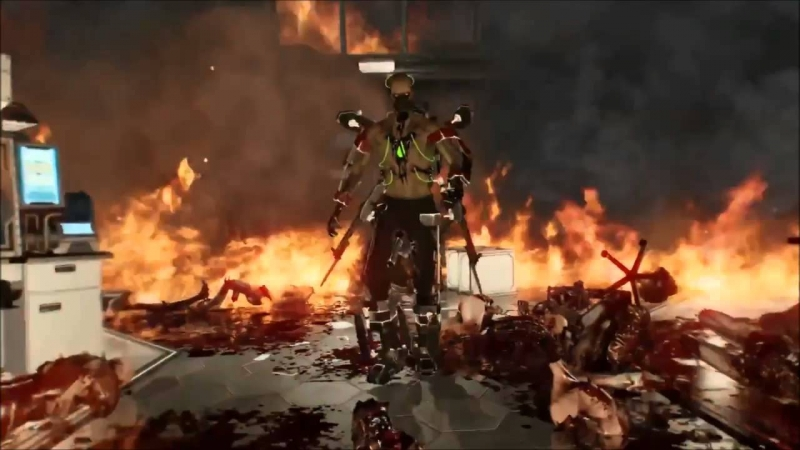 Killing floor 2 - Boss Die Volter