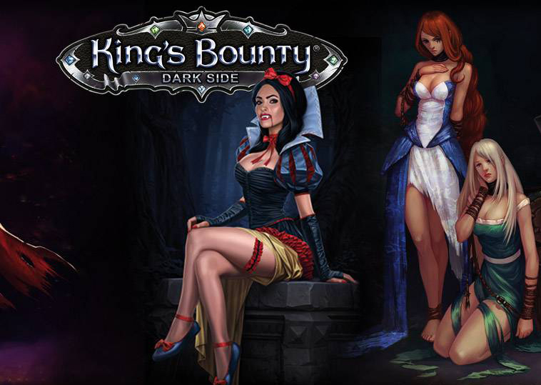 Kings bounty - barbarian fortress