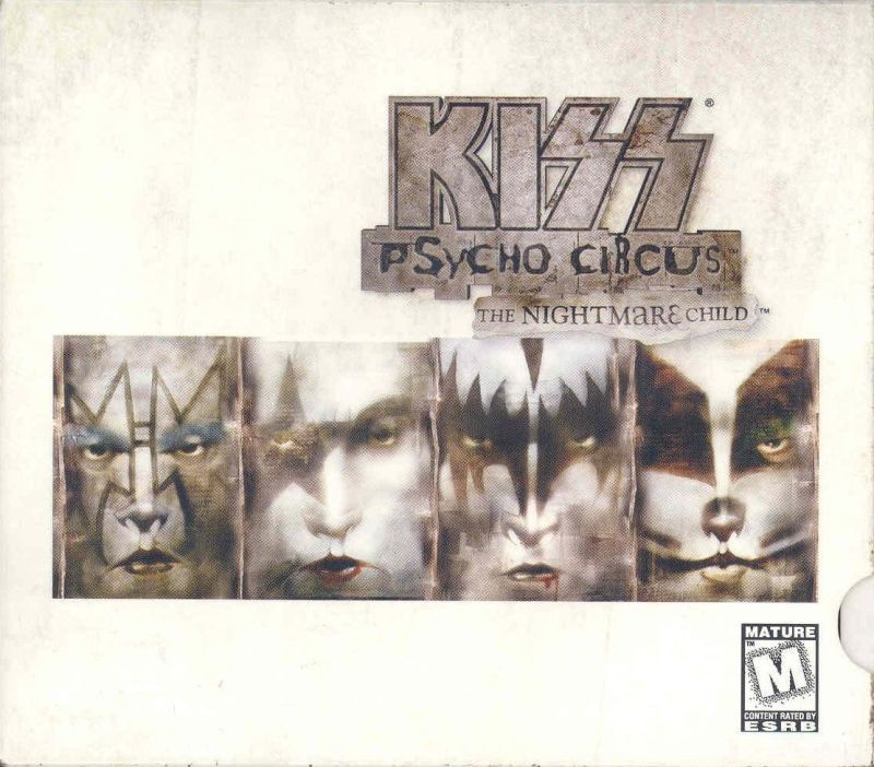 KISS Psycho Circus The Nighare Child - track12