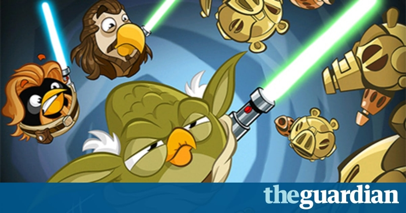 Kurt Cobain - Angry Birds Star Wars 2 Thème Song