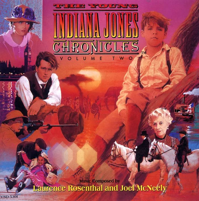 Laurence Rosenthal - Young Indiana Jones Chronicles